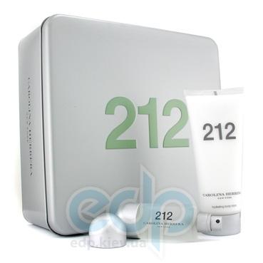 Carolina Herrera 212 For Women -  Набор (туалетная вода 60 + лосьон-молочко для тела 100 + mini)