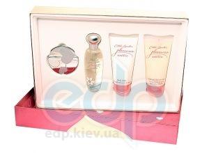 Estee Lauder Pleasure -  Набор (парфюмированная вода 100 + лосьон-молочко для тела 75 + зеркало)