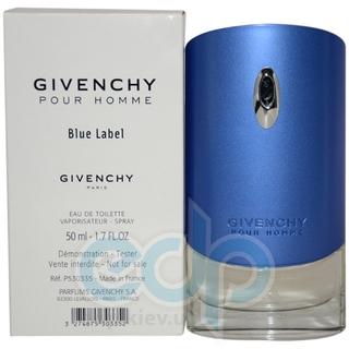 Givenchy Blue Label - туалетная вода - 50 ml TESTER