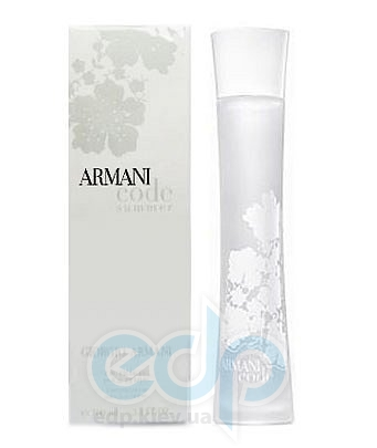 Giorgio Armani Armani Code Summer pour Femme - туалетная вода - 75 ml TESTER