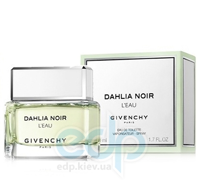 Givenchy Dahlia Noir LEau -  туалетная вода - mini 5 ml