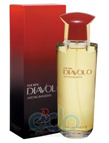 Antonio Banderas Diavolo Men - туалетная вода - 100 ml