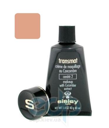 Тональный крем Sisley -  Transmat au Concombre - 15 ml cendré 2 (пепельный) Tester