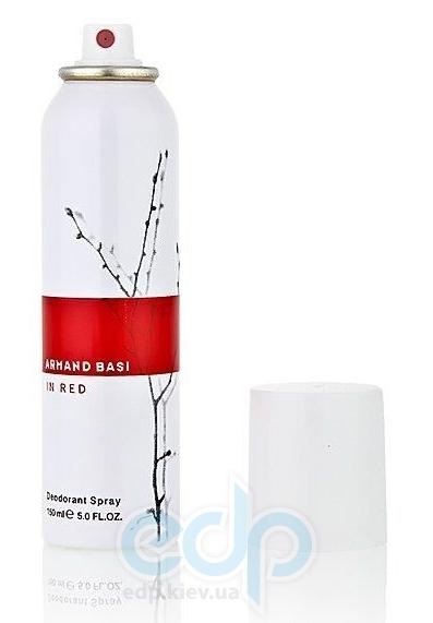 Armand Basi In Red -  дезодорант - 150 ml
