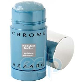 Azzaro Chrome -  дезодорант стик - 75 ml
