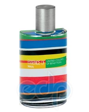Benetton Essence Of Man - туалетная вода - 100 ml TESTER