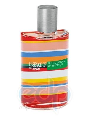 Benetton Essence Of Woman - туалетная вода - 100 ml TESTER