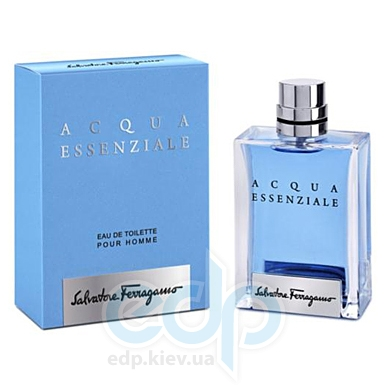Salvatore Ferragamo Acqua Essenziale  - туалетная вода - mini 5 ml