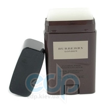 Burberry London Fabric For Men -  дезодорант стик - 75 ml