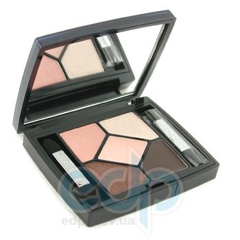 Тени для век Christian Dior - 5-Colours Lift Eyeshadow №642 Lifting Amber