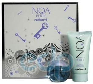 Cacharel Noa Perle -  Набор (парфюмированная вода 50 + mini 7 ml)