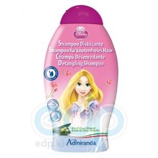 Admiranda Disney Princess Rapunzel -  Шампунь для волос с экстрактом оливкового масла -  250 ml (арт. AM 71262)