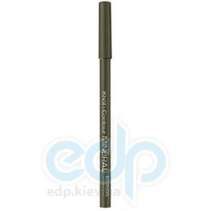 Карандаш для век минеральный Bourjois - Khol & Contour Mineral 03 Зеленый - 1.14g