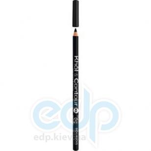 Карандаш для век устойчивый  Bourjois - 16H Khol & Contour 66 XL Черный - 1.14g