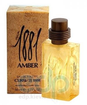 Cerruti 1881 Amber - туалетная вода - 100 ml
