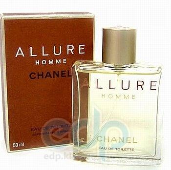 Chanel Allure Homme - туалетная вода - 50 ml travel