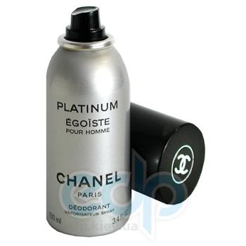 Chanel Egoiste Platinum -  дезодорант - 100 ml