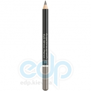 Карандаш для бровей Artdeco - Eye Brow Pencil №06  Medium Grey Brown