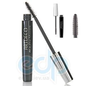 Тушь для ресниц Artdeco - All In One Mascara №02 Серая - 9 ml