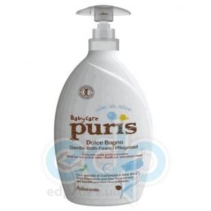 Admiranda Baby Care Puris - Пена для ванны c экстрактом ромашки и алоэ вера - 500 ml (арт. AM 92011)