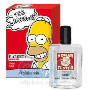 Admiranda Simpsons - Туалетная вода - 50 ml (арт. AM 73126)