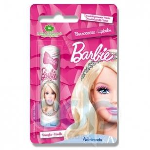 Admiranda Barbie - Бальзам для губ увлажняющий с ароматом ванили - 5.7 ml (арт. AM 72547)