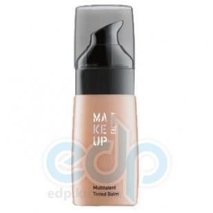 Make up Factory - Крем тональный для лица увлажняющий для всех типов кожи Multitalent Tinted Balm 08 SPF 15 - 30 ml (26308)