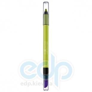 Карандаш для век с эффектом жидкой подводки Max Factor - Liquid Effect Pencil Зеленый