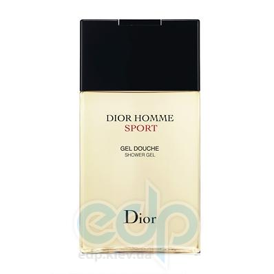 Christian Dior Dior Homme Sport -  гель для душа - 150 ml