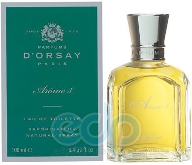 DOrsay Arome №3 - туалетная вода - 100 ml