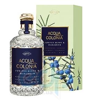 Maurer & Wirtz Acqua Colonia Juniper Berry & Marjoram - одеколон - 50 ml