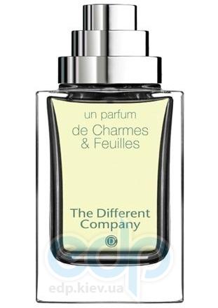 The Different Company Un Parfum De Charmes & Feuilles - туалетная вода - 90 ml