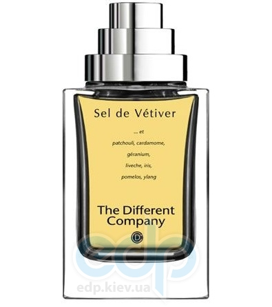 The Different Company Sel De Vetiver - туалетная вода - 90 ml
