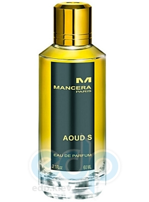 Mancera Aoud S - парфюмированная вода - 120 ml