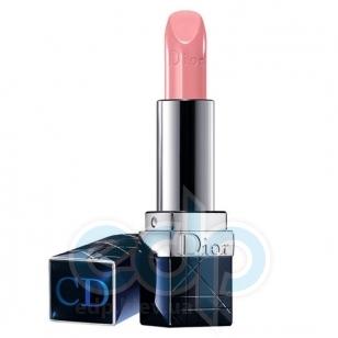 Помада для губ увлажняющая, придающая натуральный оттенок с эффектом бальзама Christian Dior - Rouge Dior Nude №263 Swan - 3.5g