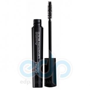 Тушь для ресниц Gosh - Length`n Build Mascara - 10 ml