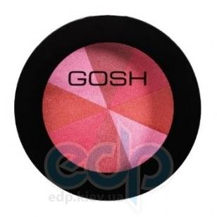 Румяна для лица Gosh - Multi Colour Blush №50 Pink Pie/Нежно-Розовый - 8 g
