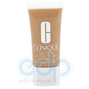 Крем тональный для лица матирующий для комбинированной и склонной к жироности кожи Clinique - Stay Matte Oil Free Makeup №15 Beige - 30ml