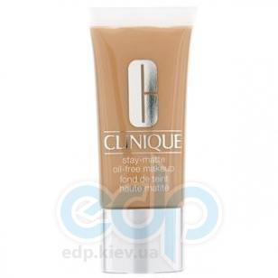 Крем тональный для лица матирующий для комбинированной и склонной к жироности кожи Clinique - Stay Matte Oil Free Makeup №14 Vanilla - 30ml
