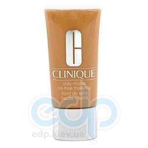 Крем тональный для лица матирующий для комбинированной и склонной к жироности кожи Clinique - Stay Matte Oil Free Makeup №06 Ivory - 30ml