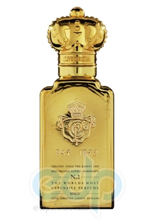 Clive Christian 1872 gold No.1 for Men -  духи - 50 ml TESTER