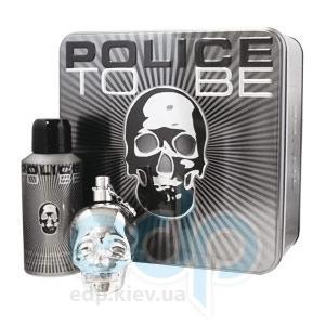 Police To Be The Illusionist - Набор (туалетная вода 75 ml + дезодорант 150 ml)