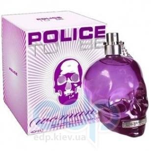 Police To Be Women - туалетная вода - пробник (виалка) 2 ml