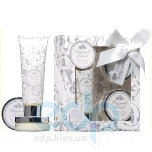 Mades Cosmetics - Elegant Twist с ароматом классических цветов - Набор (гель для душа 120 ml+масло для тела 50 ml+масло для рук 50 ml)