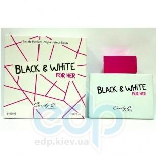 Cindy Crawford Black & White - туалетная вода - 90 ml