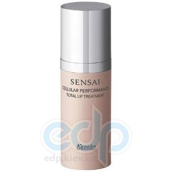 Kanebo Уход за кожей губ - Cellular Performance Total Lip Treatment - 15 ml