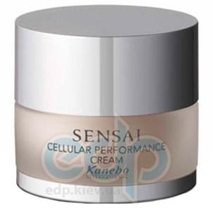 Kanebo Восстанавливающий крем для лица с антивозрастным эффектом - Cellular Performance Cream - 40 ml