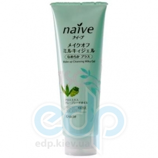 Kanebo Гель для снятия макияжа увлажняющий, успокаивающий с экстрактом алоэ - Naive - 170 g (KN 60136)