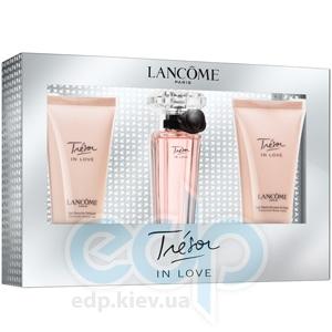 Lancome Tresor In Love -  Набор (парфюмированная вода 30 + гель для душа 50 + лосьон-молочко для тела 50)