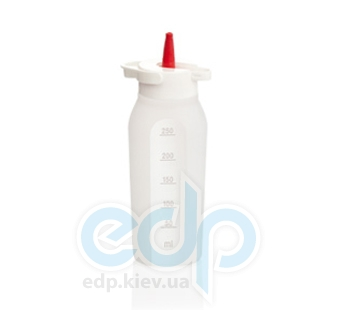 Tescoma - Дозировочная бутылка Presto объем 250 мл 4 насадки (арт. 420728)